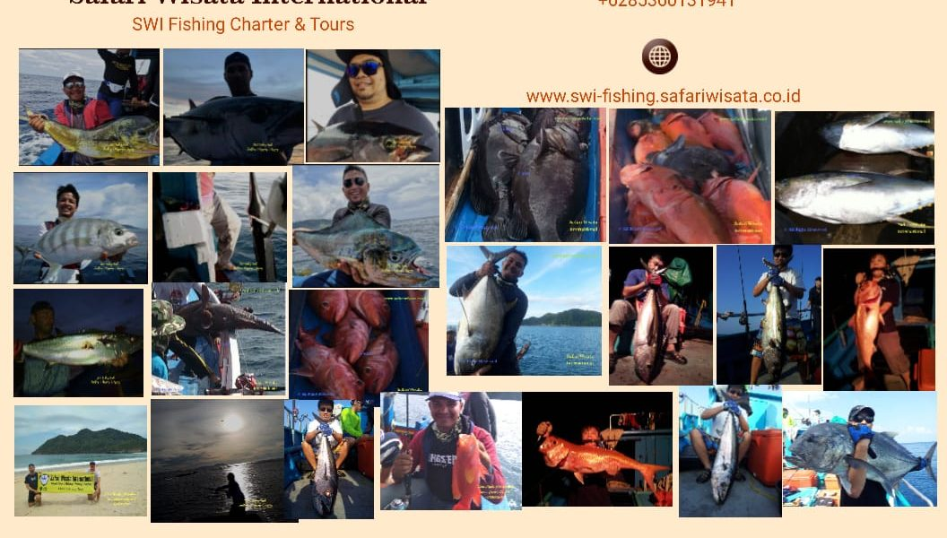 Fishing in Indonesia – 25 Best Indonesia Fishing Spots & Top Sport Angling Charter Tours