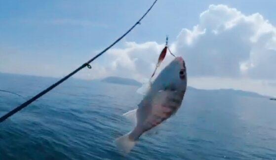fishing in pangkor