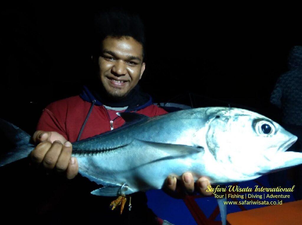 bottom fishing technique